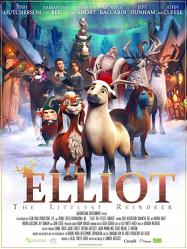 Elliot: The Littlest Reindeer