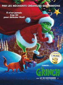 Le Grinch 2018 Film Streaming