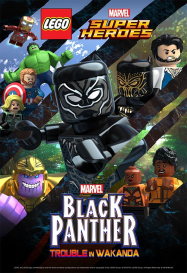 Lego Marvel Super Heroes - Black Panther: Dangers au Wakanda