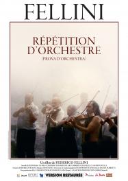 Répétition d'orchestre streaming