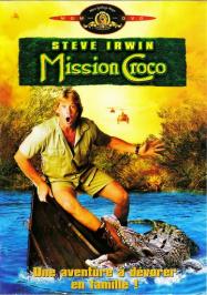Traqueur de croco en mission périlleuse