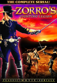 Zorro et ses légionnaires
